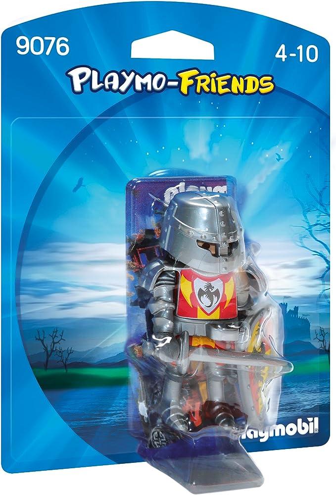 Playmobil Playmofriends Caballero Muñecos y Figuras de acción, Multicolor, 12 x 3,5 x 16 cm (Playmobil 9076): Amazon.es: Juguetes y juegos