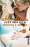 Just for Now – Preston und Amanda: Roman (Sea Breeze 4)