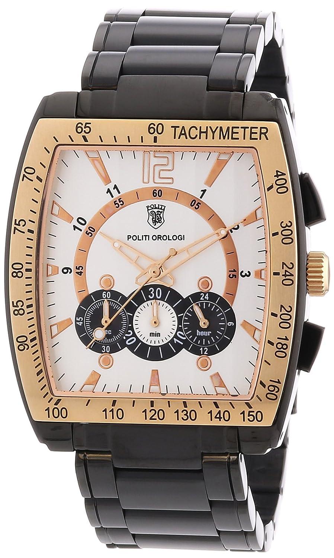 POLITI OROLOGI Herren Armbanduhr Chronograph OR3811