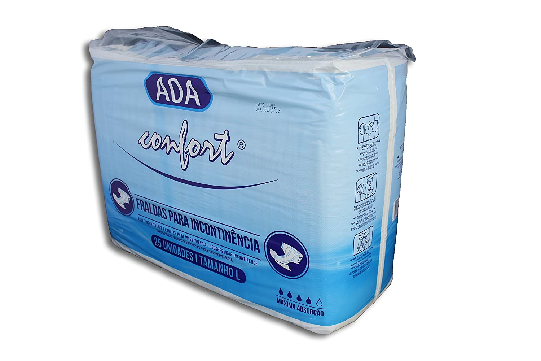 ADA - Pañal Adulto Absorcion Incontinencia Noche Talla L 25Un: Amazon.es: Salud y cuidado personal
