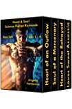 Heart and Soul: Science Fiction Romance: Box Set books 1-4