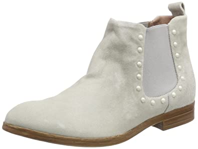Mjus Damen 884239-0201-6481 Chelsea Boots, Grau (Medusa), 36 EU