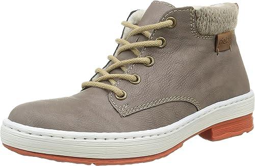 Rieker Damen L6742 Kurzschaft Stiefel: : Schuhe toIOx