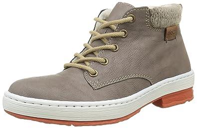 b05708083a56a6 Rieker Damen L6742 Kurzschaft Stiefel  Rieker  Amazon.de  Schuhe ...