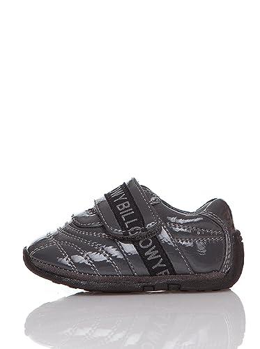 1a6a4689b337d7 Billowy Sneaker Klettverschluss grau EU 18  Amazon.de  Schuhe ...