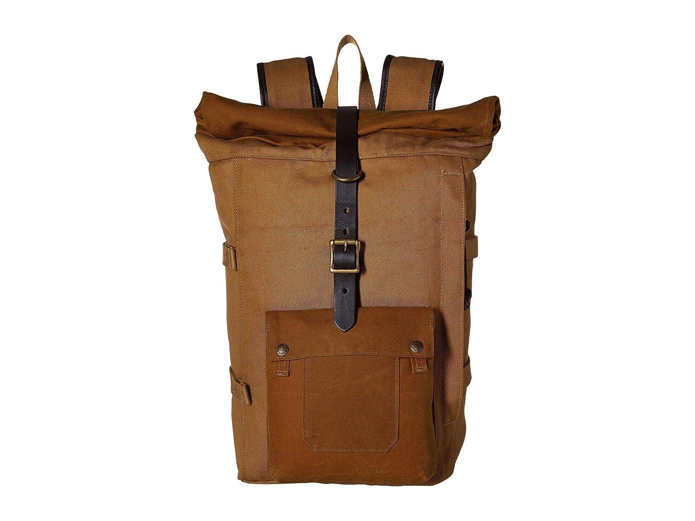 (フィルソン) Filson メンズ バッグ バックパックリュック 2種 Roll Top Backpack 2 Color [並行輸入品] B07FF72YD3 タン One Size