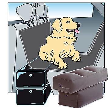TierXXLde Gapfill Half Car Seat Extender Inflatable Platform 60 X 25 35 Cm