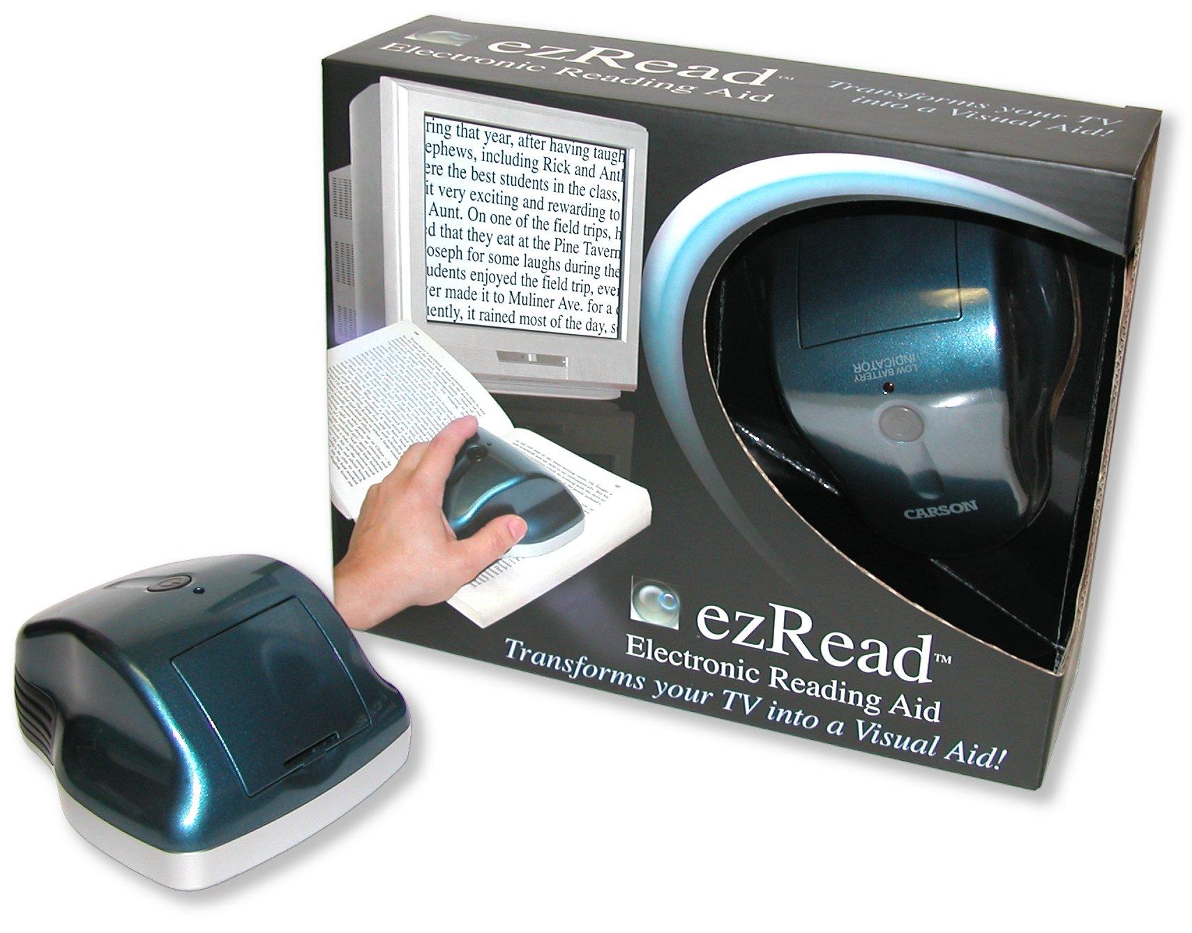 Carson ezRead Visual Aide Magnifier (DR-200)