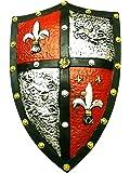 冒険 心 くすぐる ラバーシールド ゴム製 盾 3種類 鳳凰 フェニックス 竜 ドラゴン 紋章 エンブレム デザイン コスプレ ディスプレイ (エンブレムシールド)