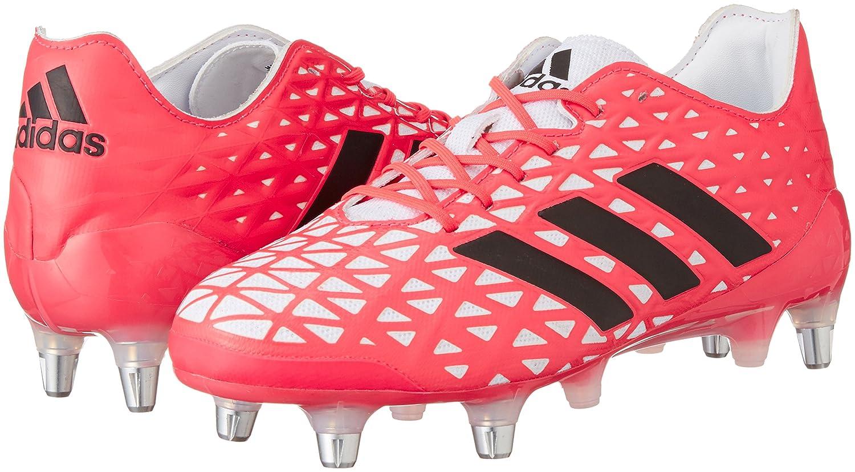 Kakari Light SG Rugby Boots - Red adidas AQ2044