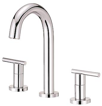 Danze D304658 Parma Two Handle Mini-Widespread Lavatory Faucet ...