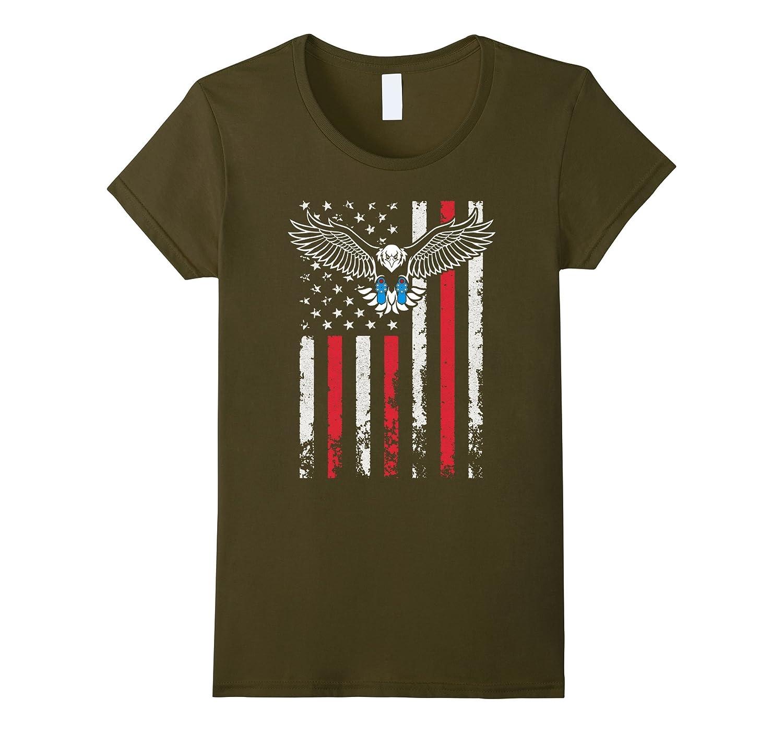 Demolition Ranch – The power of Eagle Gun Tshirt