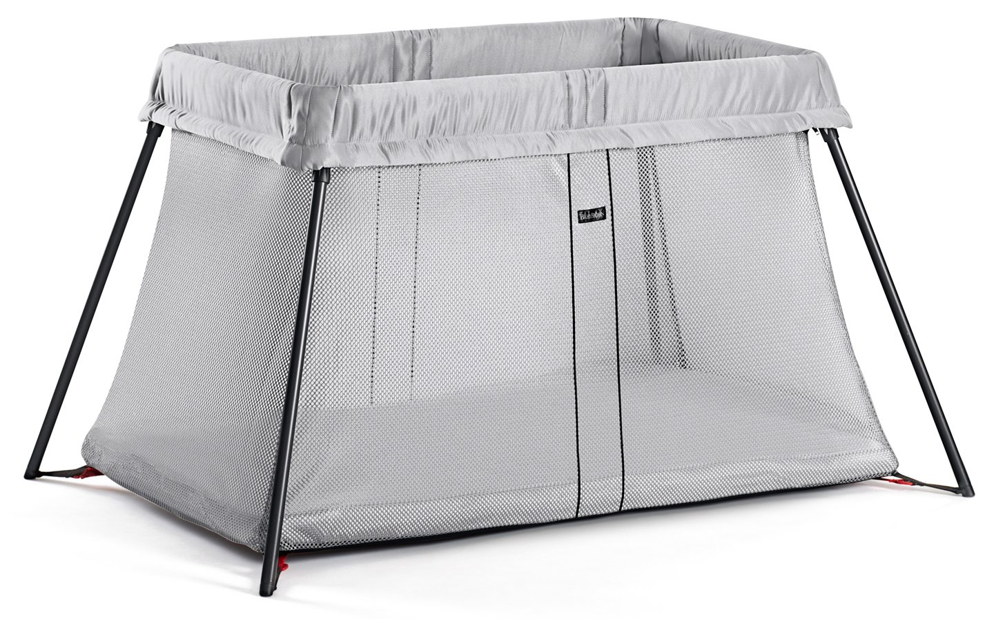 BABYBJORN Travel Crib Light - Silver by BabyBjörn