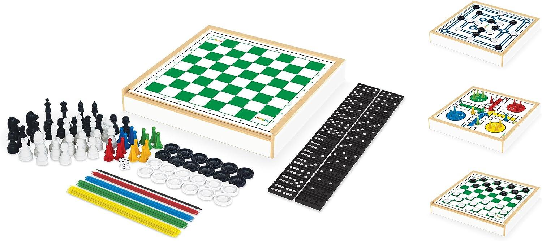 Jogo de Xadrez - Junges