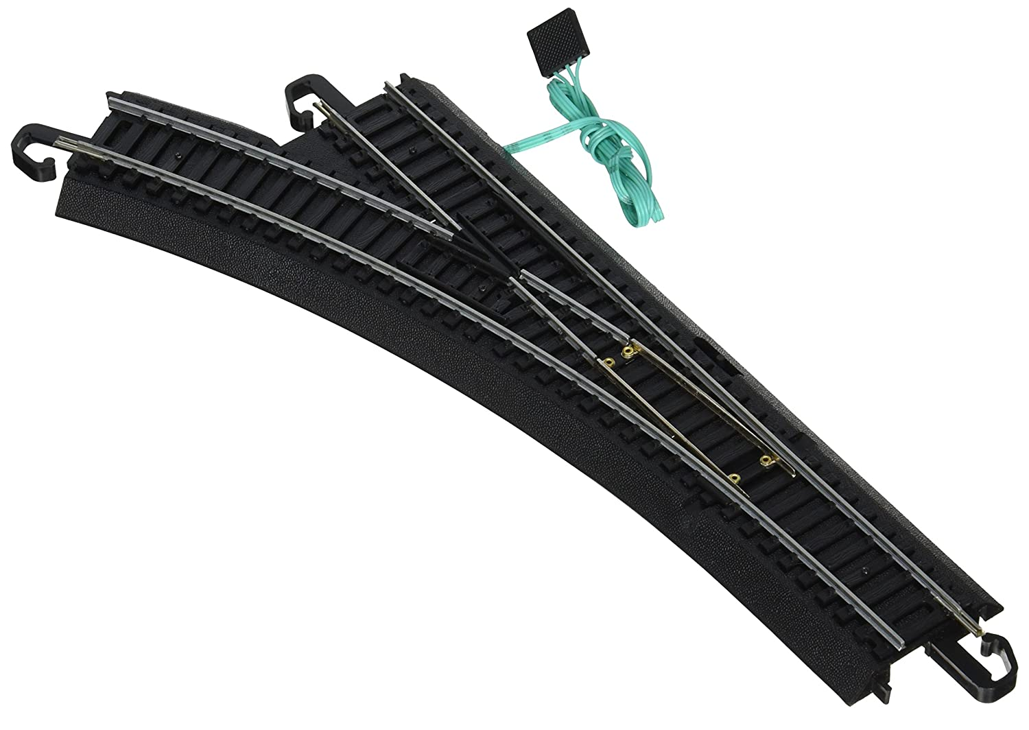 Bachmann Trains Snap Fit E Z Track Remote Turnout Ho Switch Wiring Left Scale Toys Games