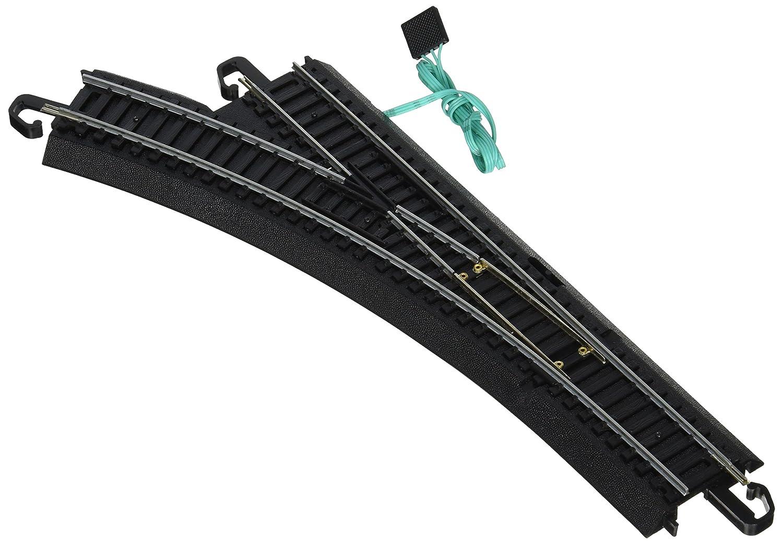 Amazon.com: Bachmann Trains Snap-Fit E-Z Track Remote Turnout – Left - HO  Scale: Toys & Games