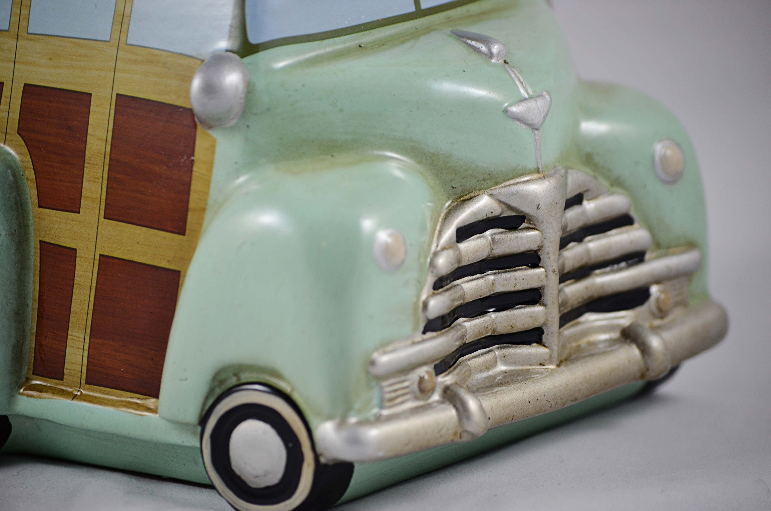 Scentsationals Retro Collection-Surf Woody Wagon - Scented Wax Cube Warmer by ScentSationals (Image #3)