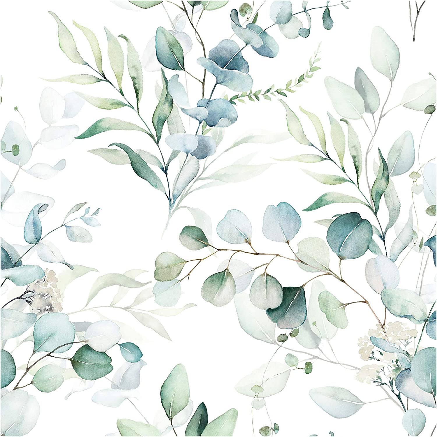 3D Yellow Green Leaves  FJFL123 Removable Wallpaper Self Adhesive Wallpaper Extra Large Peel /& Stick Wallpaper Wallpaper Mural AJ WALLPAPERS
