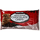 Kirkland Signature Semi-Sweet Chocolate Chips, 4.5 Pounds