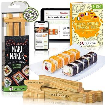 Isottcom Sushi Making Kit