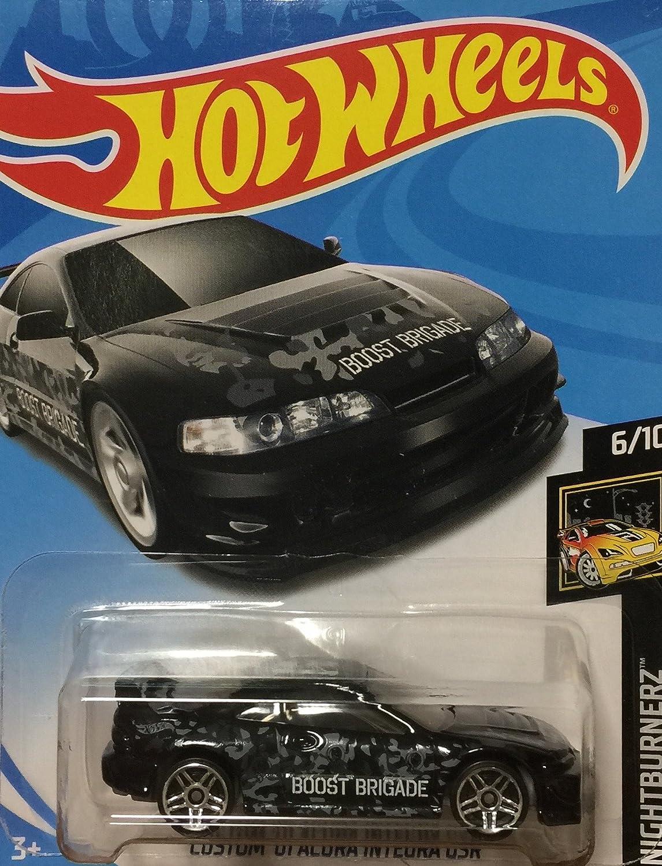 "2018 Hot Wheels Nightburnerz #17 Custom /'01 Acura Integra GSR  /""Boost Brigade/"""