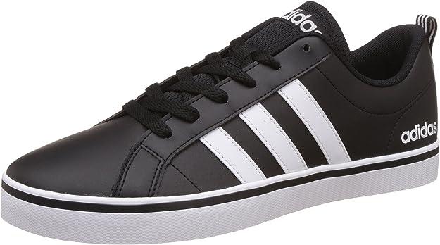 adidas VS Pace Sneakers Herren schwarz m. weißen Streifen