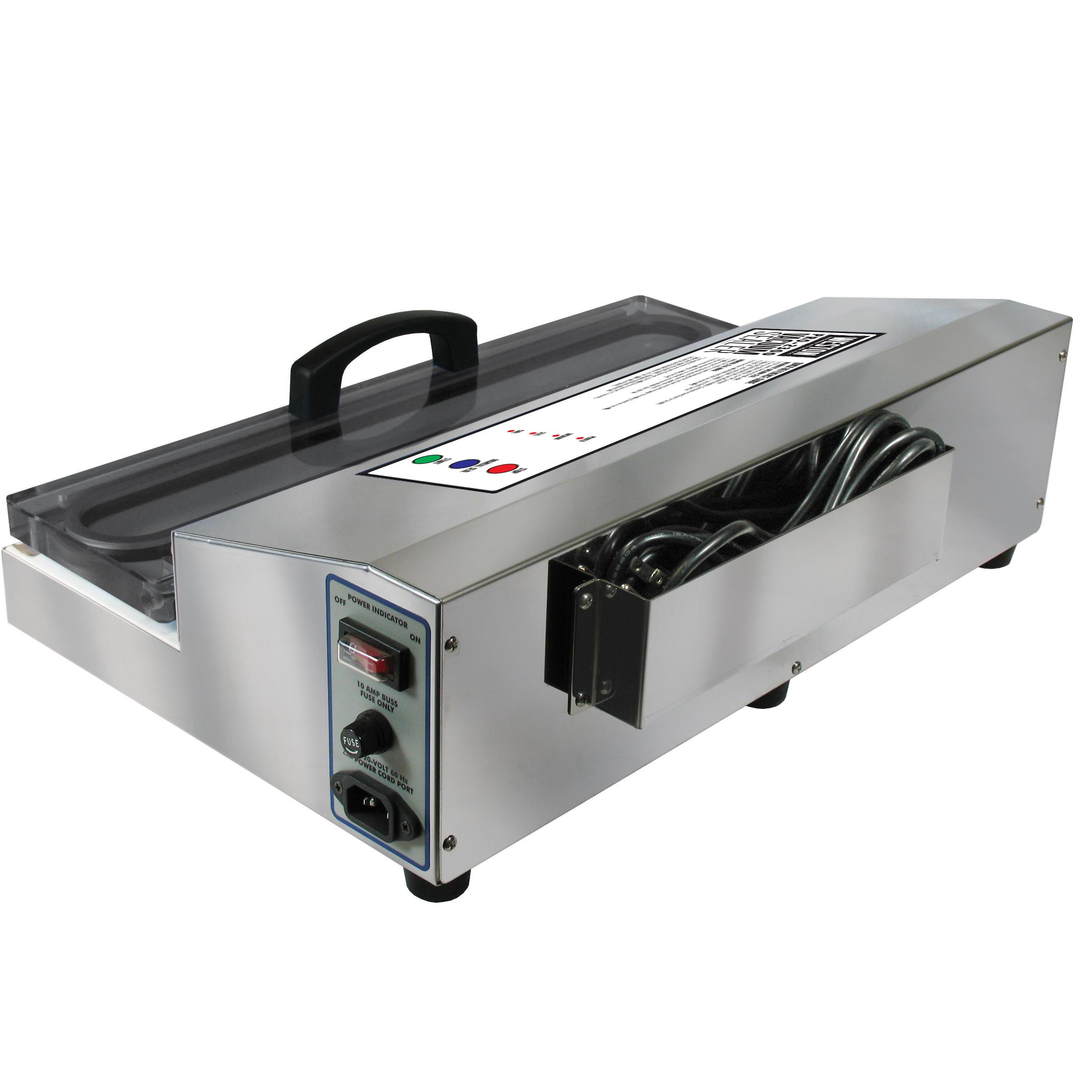 Weston Pro-2300 Commercial Grade Stainless Steel Vacuum Sealer (65-0201), Double Piston Pump by Weston (Image #3)