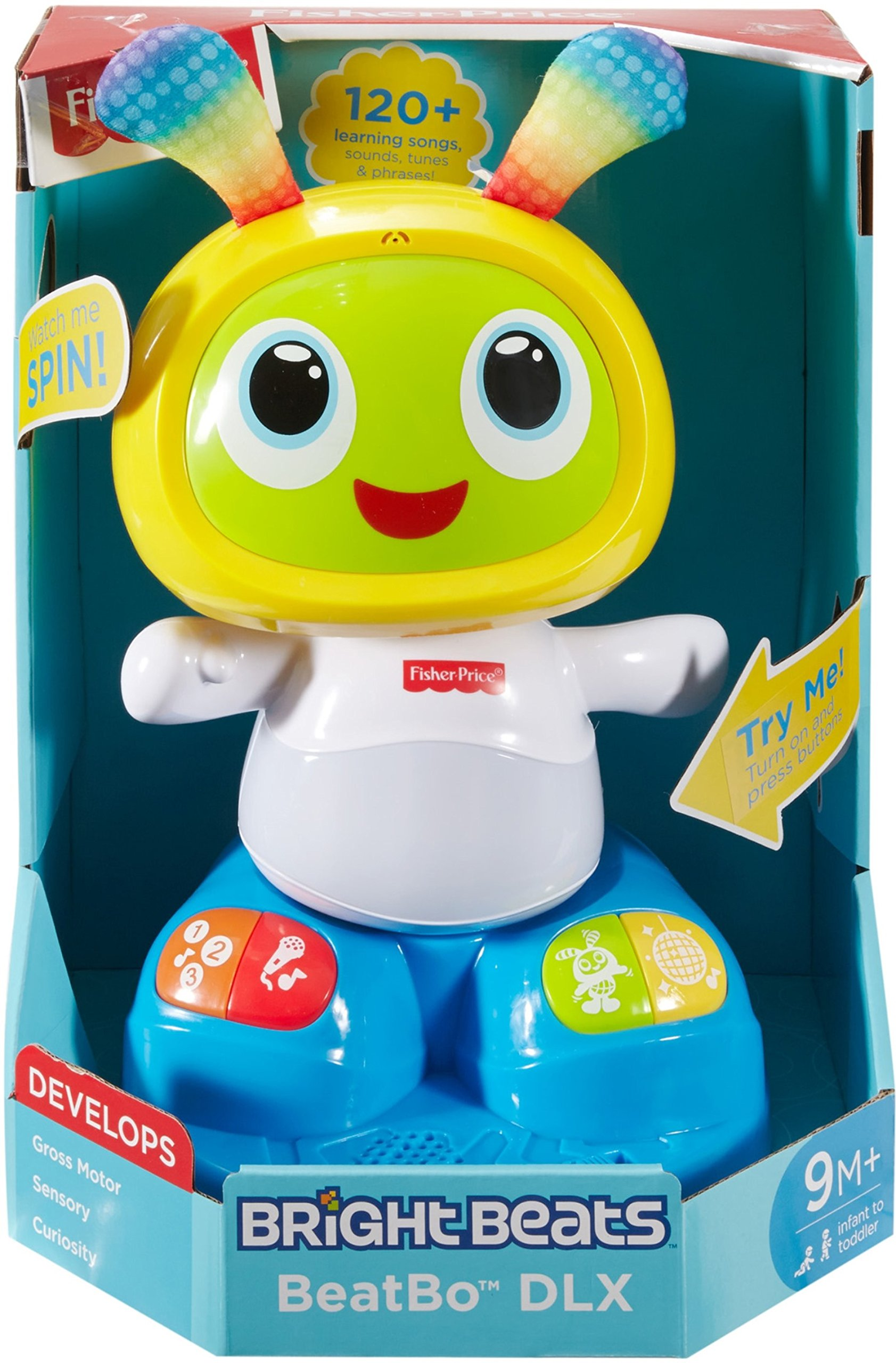 Fisher-Price Bright Beats BeatBo DLX by Fisher-Price (Image #5)