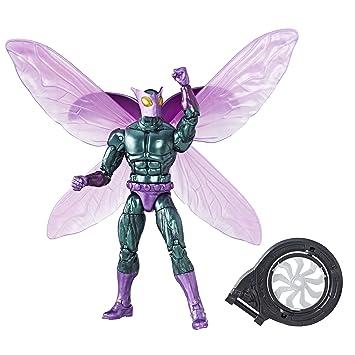 Marvel The Amazing Spider Man 2 Legends Infinite Series Beetle Action Figure (Multi Color)