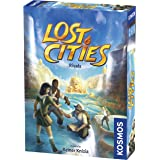 Lost Cities Rivals Strategy Game