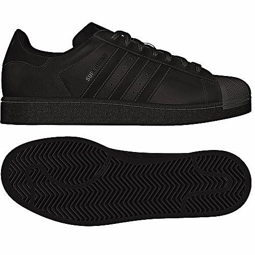 Adidas Superstar, Scarpe da Fitness Uomo, Nero (Negbas 000), 50 2 3