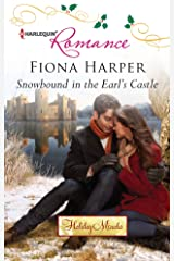 Snowbound in the Earl's Castle (Holiday Miracles) Kindle Edition