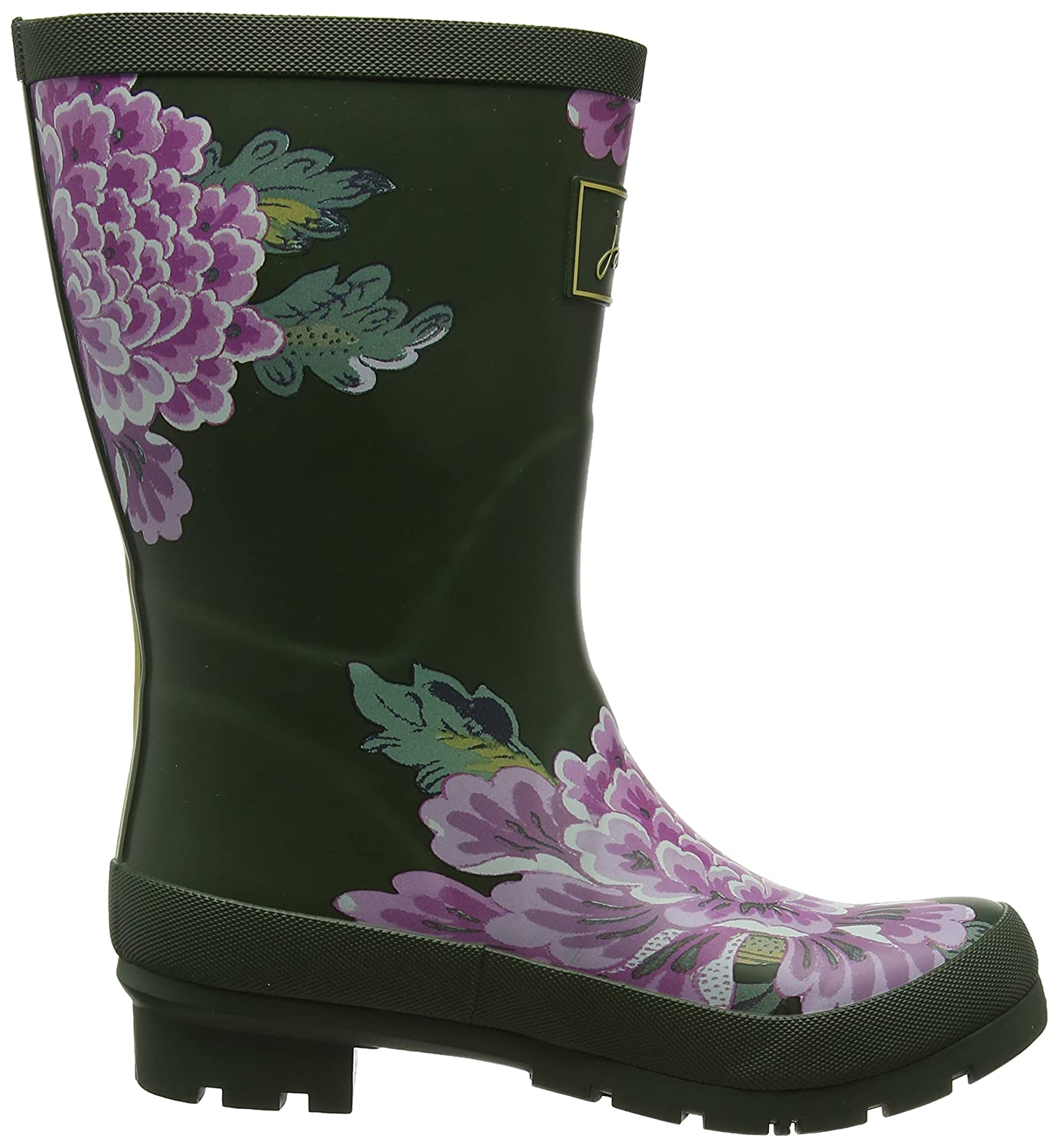 Tom Joule Damen Molly Welly Gummistiefel, Grün (Grape Leaf Leaf Leaf Chinoise Glfchin) 5a4404