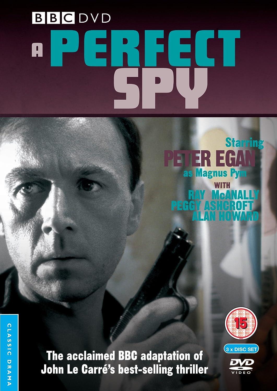 A Perfect Spy: Complete BBC Series 3 Disc Box Set DVD: Amazon.co.uk: Peter Egan, Ray McAnally, Peggy Ashcroft, Alan Howard, Jane Booker: DVD & Blu-ray