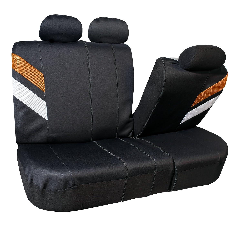 Semi-Universal Modern Edge FH Group FB086115GRAY Gray Neoprene Seat Cover