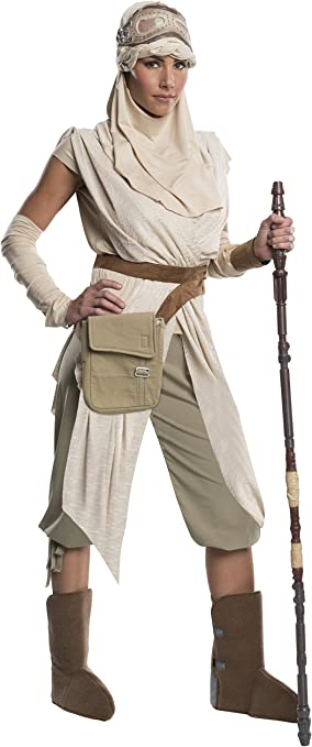 Rubies 820212M Disfraz oficial de Star Wars Rey Grand Heritage ...