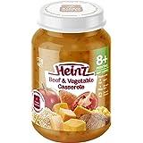 Heinz Beef and Vegetable Casserole Jar,170g