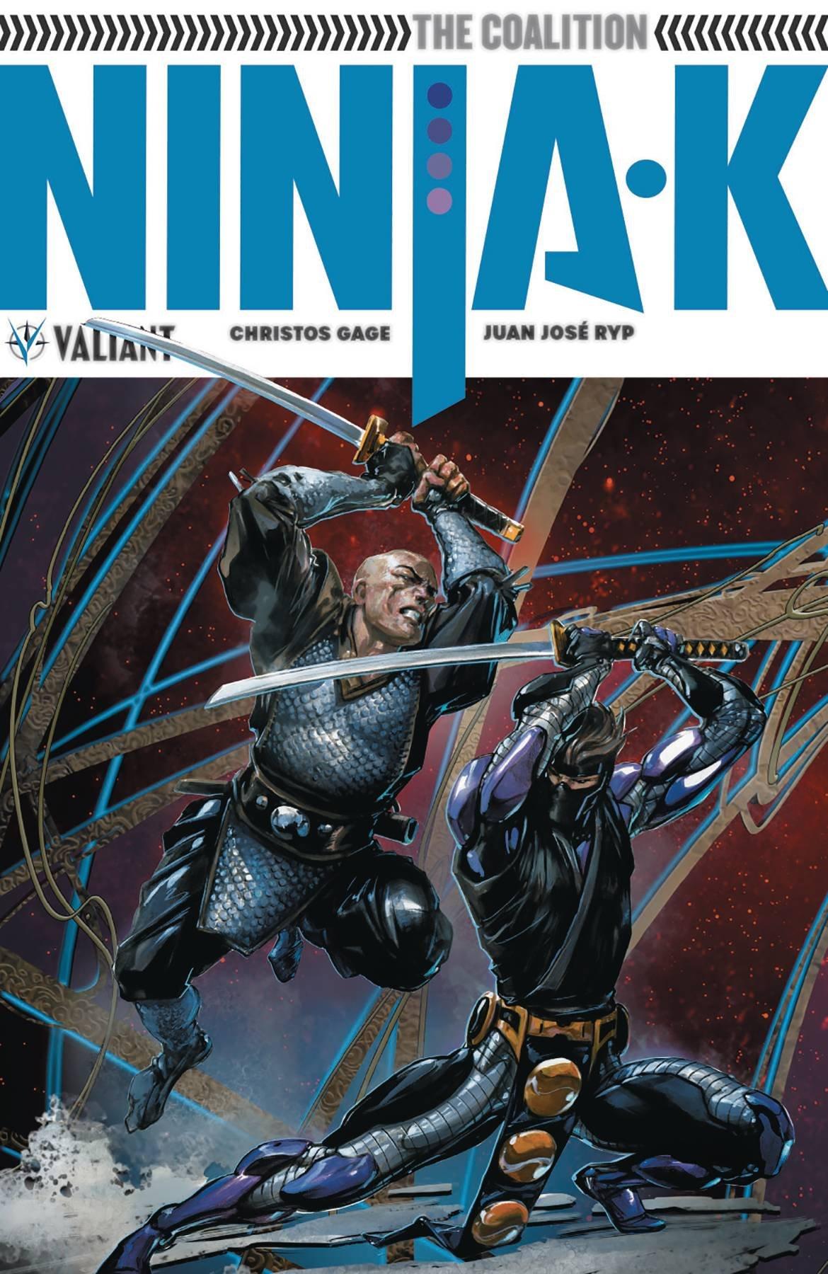 Ninja-K Volume 2: The Coalition: Christos Gage, Juan Jose ...