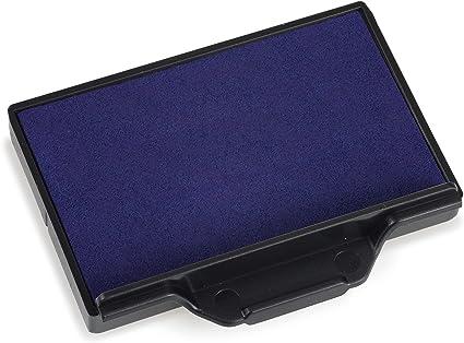 Trodat 4912//6 A CL Almohadillas de recambio 2 unidades azul