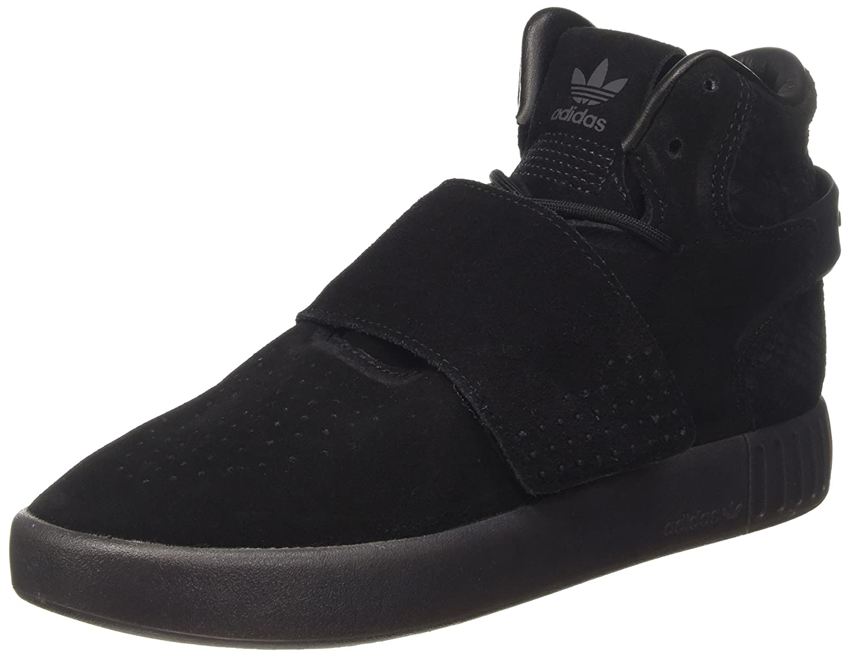 Adidas Tubular Invader Strap - Zapatillas Unisex Adulto 39 1/3 EU Negro (Core Black/Core Black/Utility Black)