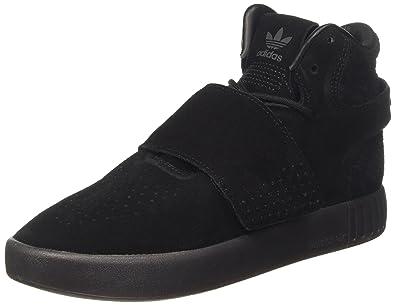 b2b527f8eda8 adidas Unisex-Erwachsene Tubular Invader Strap Hohe Sneaker  Amazon ...