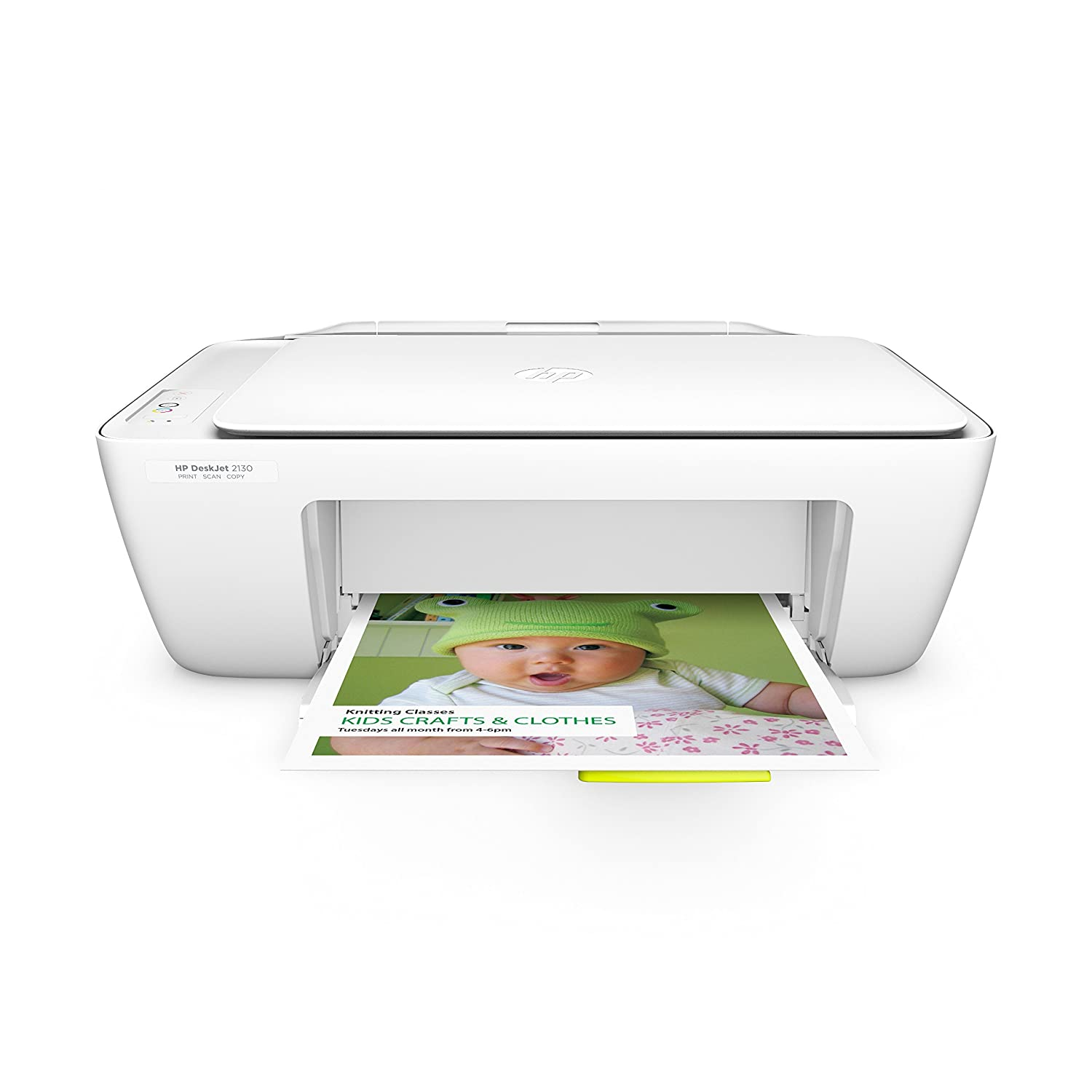 HP Deskjet 2130 Multifunctional Printer: Amazon.co.uk: Computers &  Accessories