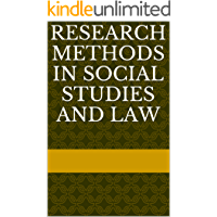 Research Methods in Social Studies and Law:   VIKNOS 2016