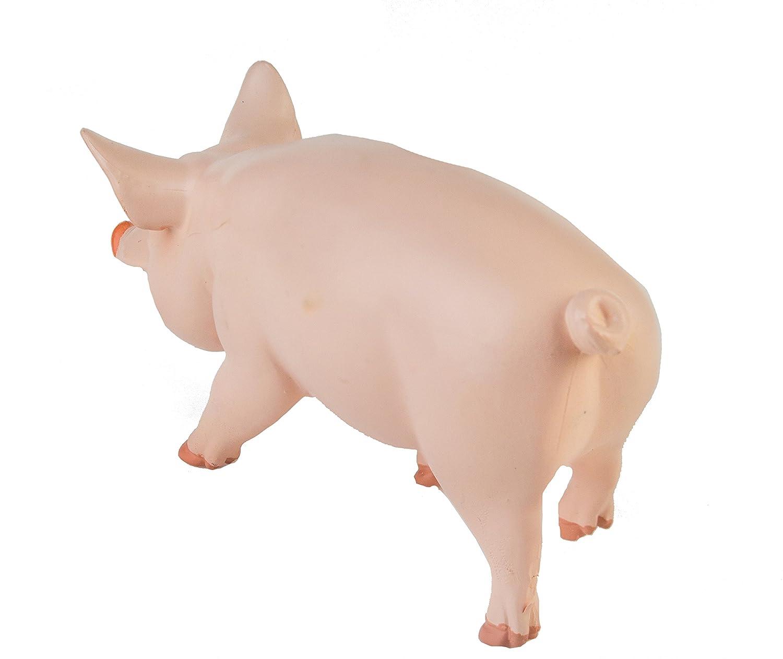 Safari PIG FAMILY solid plastic toy farm pet animal boar piglet sow hog NEW
