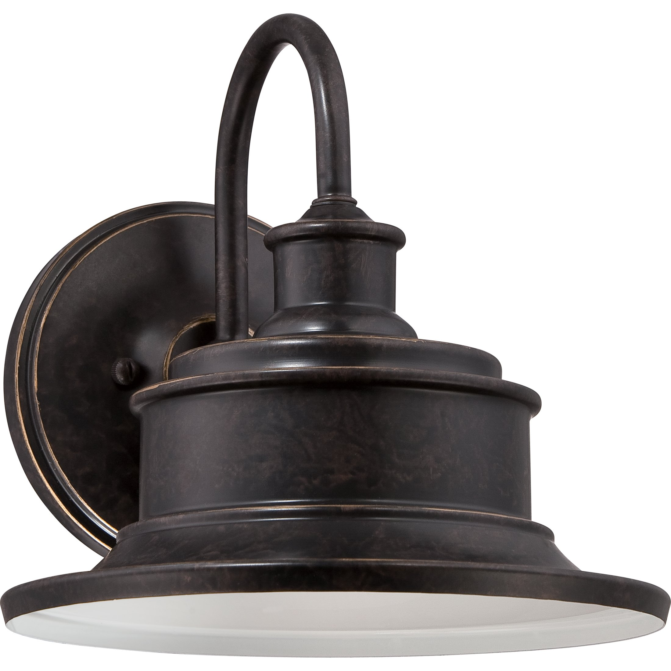 Quoizel SFD8411IB One Light Outdoor Wall Tabletop Lanterns Large Imperial Bronze by Quoizel (Image #2)