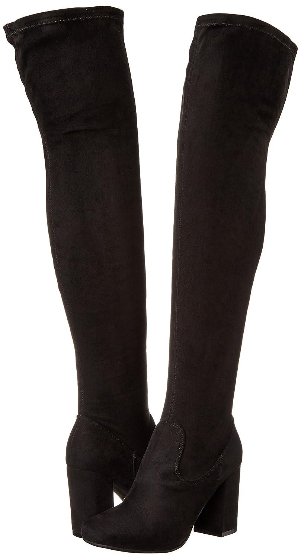 Carlos by Carlos Santana Women's Rumer Over The Knee Boot B014VZNQ3C 8.5 B(M) US Black