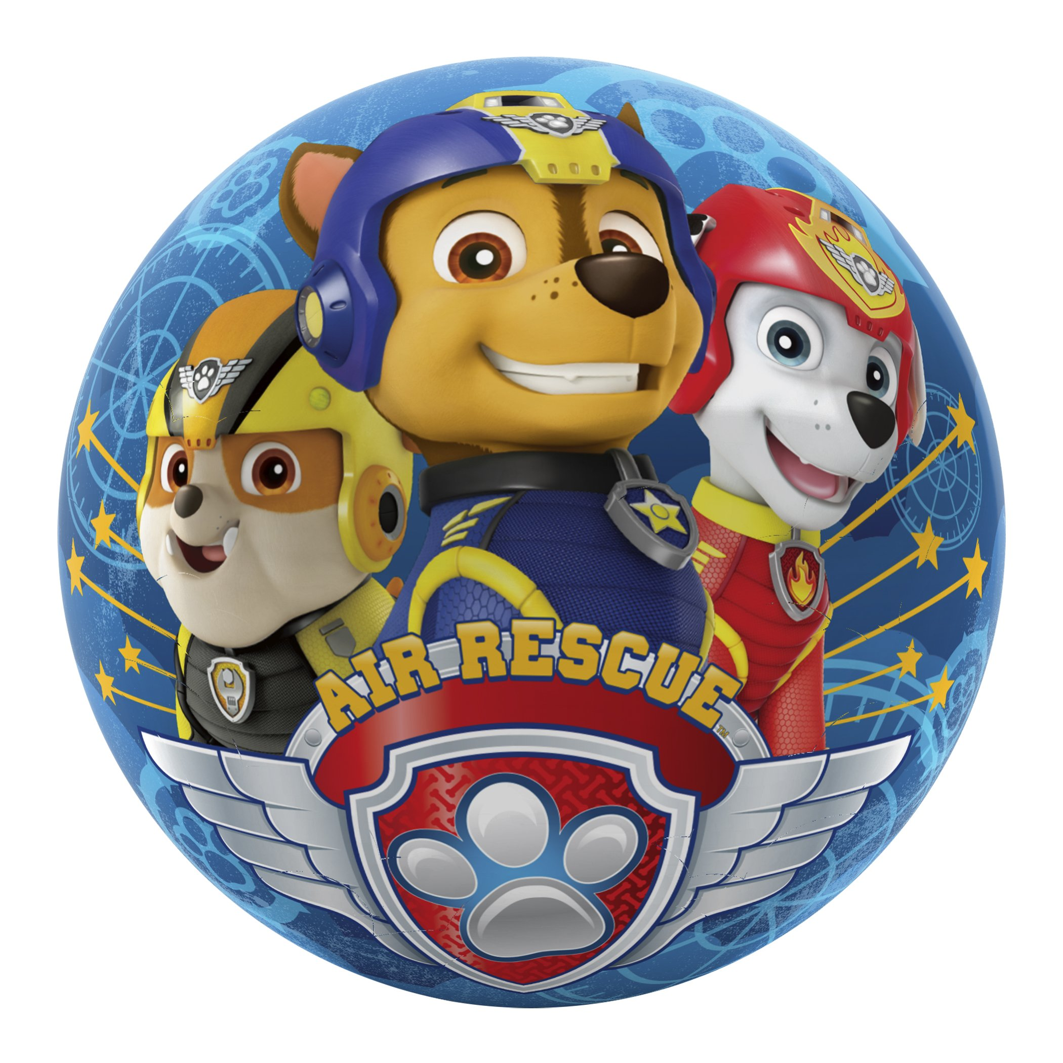 Hedstrom 6 Paw Patrol Vinyl Play Ball (8 Pack) by Hedstrom