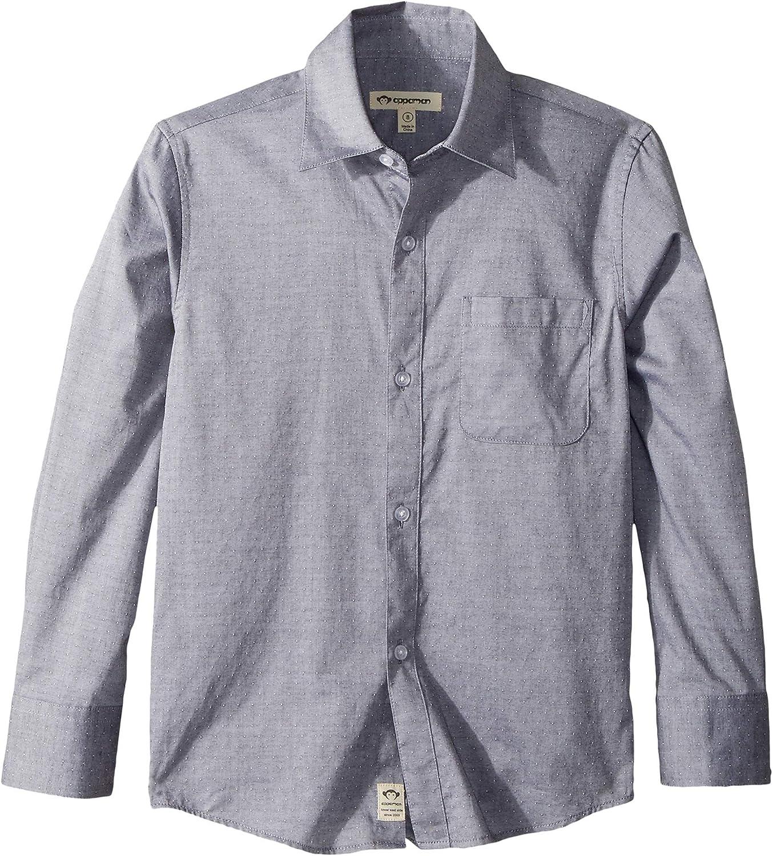 Toddler//Little Kids//Big Kids Grey 16 Appaman Kids Baby Boys The Standard Shirt