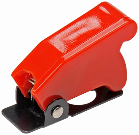 Toggle Switch Cover >> Amazon Com Dorman 84838 Red Toggle Switch Cover Automotive