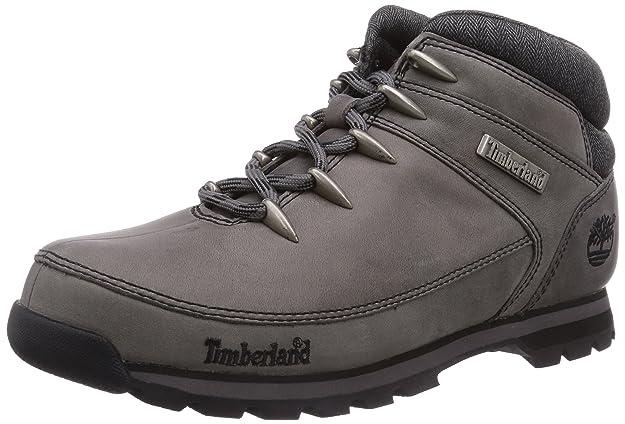 Timberland Splitrock FTB_Splitrock Hiker, Stivali Uomo Marrone Marrone